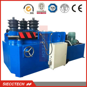 Hydraulic Section Bender / Steel Bar Round Bending Machine (W24S series) pictures & photos