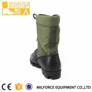 China Factory Price Good Quality Military Training Shoes Military Canvas Shoes pictures & photos