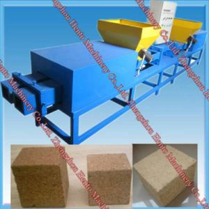New Fashion Wood Sawdust Block Press Machine pictures & photos