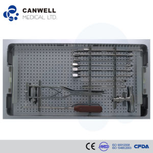Manufacturer Supply Orthopedic Cages, Spinal Peek Cage pictures & photos