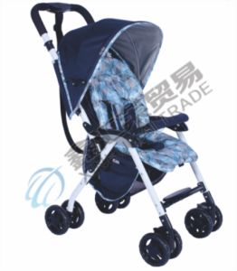 En1888 Approved Aluminum Baby Stroller Light Weight & Rigid Design