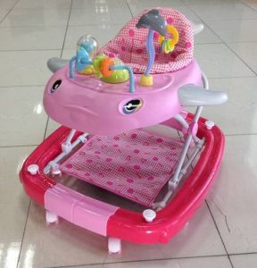New Model Plastic Kids Baby Walker with European Standard (CA-BW203) pictures & photos
