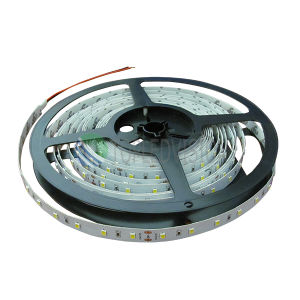 Waterproof IP68 SMD2835 Flexible LED Light Strip 60LEDs/M 12V/24V DC pictures & photos