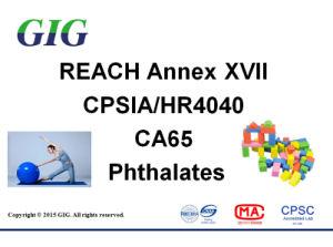 Phthalates Test Service Lab DBP, BBP, DEHP, DNOP, DIDP, DINP pictures & photos