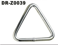 Bag Parts & Accessories Steel or Stainless Steel Triangle Ring pictures & photos