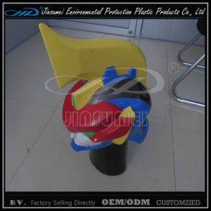 Plastic Mask Product for Game Machine with PE Material pictures & photos