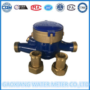 Multi Jet Dry Water Meter with Class B Water Meters Manufacturer pictures & photos