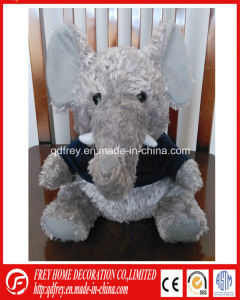 Promotional Customized Club Plush Mascot Toy pictures & photos
