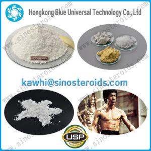 Cutting Cycle Steroid Muscle Growth Powder Drostanolone Enanthate for Body Building pictures & photos