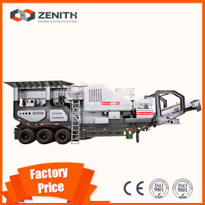 New Designed Mobile Jaw Crusher for Stone Crushing Plant pictures & photos