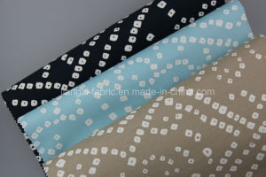 Brushed Twill Printing Cotton Spandex Fabric-Lz8574 pictures & photos