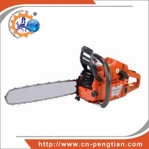 Garden Tool 65cc Gasoline Chain Saw Popular in Market pictures & photos