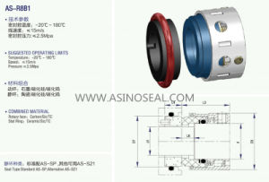 as-R8b1 OEM Mechanical Seals Replace AES M02s Seals pictures & photos