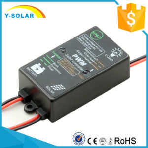 5A-12V-S-St Solar Charge Controller with Time Control IP67 Waterproof and Light Control 5A-12V-S pictures & photos