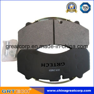 Wva29059 Heavy Duty Truck Brake Pad for Iveco pictures & photos