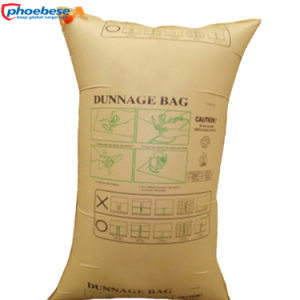 Shipping for Protection Brown Kraft Paper Container Airbag pictures & photos