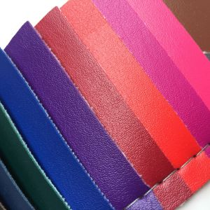 Durable PVC Leather for Handbags Briefcases pictures & photos