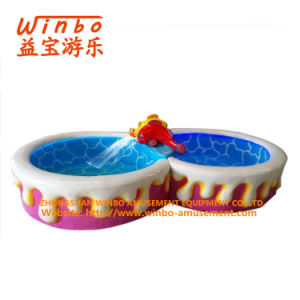 Funny Playground Amusement Equipment Fishing Pool for Children Entertainment (F15) pictures & photos