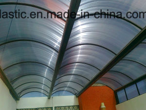 China Polycarbonate Roofing Material for Sunshine pictures & photos