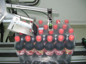 Economic Top or Side Labeling Machine/Labeler pictures & photos