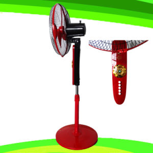 16 Inches 12V DC Stand Fan DC Fan Solar Fan (SB-S-DC16p) pictures & photos