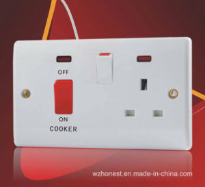 13A Wall Switch Socket pictures & photos