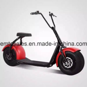 Cheapest Portable 2 Wheel Folding Disabled Electric Scooter pictures & photos
