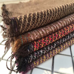 Tweed Twill Fabric for Clothing, Garment Fabric, Textile, Suit Fabric pictures & photos