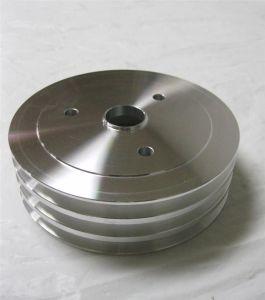 OEM Stainless Steel Crankshaft Pulley, Crankshaft Damper Pulley, Pulley Crankshaft pictures & photos