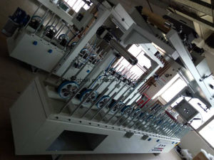 PVC Plywood and MDF Furniture Decorating Machine pictures & photos