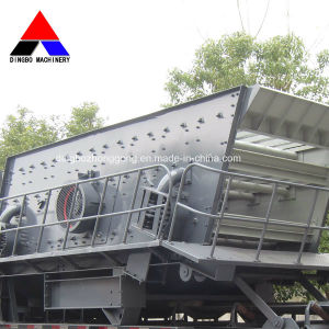 High Frequency Vibrating Screen Machinery pictures & photos