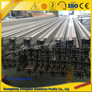 China Aluminium Suppliers 6063 Customized Industrial Aluminium Profile pictures & photos