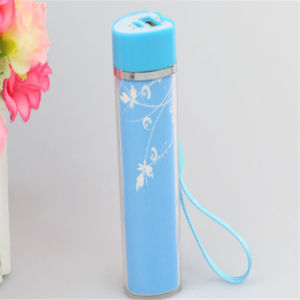 2400mAh Heart Shape Power Bank for Smart Phone Portable Battery Charger pictures & photos