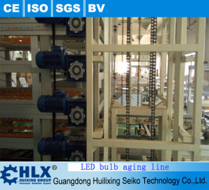 Intelligent LED Bulb Aging Line pictures & photos