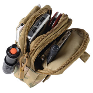 Tactical Military Waist Bag Fanny Pack Bag for Mobile Phone pictures & photos