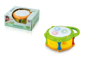Kids Plastic Educational Musical Drum Baby Toy pictures & photos