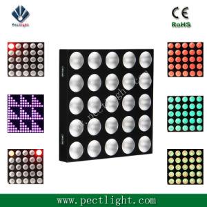 LED Blinder 25PCS 9W RGB Tri Audience Matrix Effect Light pictures & photos