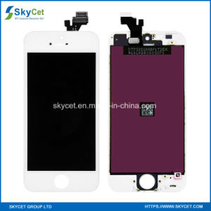Mobile Phone Display for iPhone 5 LCD Touch Digitizer Assembly pictures & photos