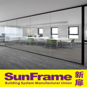 Aluminium Frame Office Partition pictures & photos
