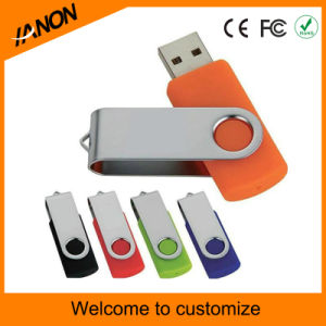 Hot Selling Twister USB Flash Drive with Free Sample pictures & photos
