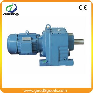 R57 Helical Gearbox with Brake Motor pictures & photos