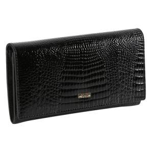 Fani Hot Sale Crocodile Genuine Leather Wallet Bag Lady Fashion Purse pictures & photos