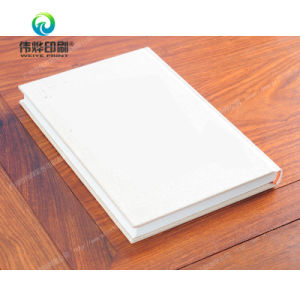 Back Binding Hardcover Paper Printing Book pictures & photos