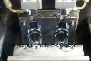2 Blower 3000ml Pet Bottle Semi-Automatic Stretch Blow Molding Machine pictures & photos