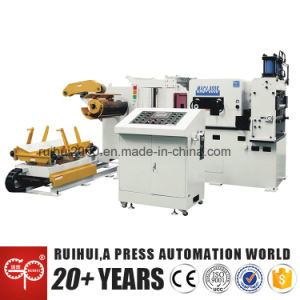 Coil Sheet Automatic Feeder with Straightener for Press Line (MAC4-800F-1) pictures & photos