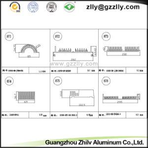Building Material Aluminum Various Shape Heat Sink/Machine Equipment pictures & photos