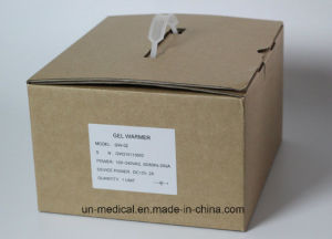 Two Bottles Ultrasound Gel Warmer pictures & photos