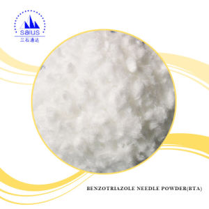 Hot Sale Benzotriazole Needle Powder (BTA) Used on Water Treatment pictures & photos