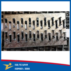 Log Metal Connector Gang Nail Truss Parts pictures & photos