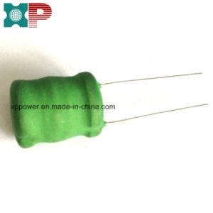 Pin Type Leaded Power Inductor with Wide Frequency Range and Low Profile Power pictures & photos